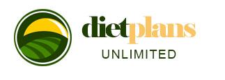 Diet plans unlimited UK logo