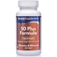 50 Plus Formula (360 Tablets)