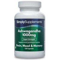 Ashwagandha Capsules (120 Capsules)