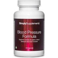 Blood Pressure Formula (120 Capsules)