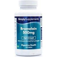 Bromelain 500mg (120 Tablets)