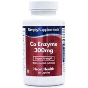 Co Enzyme Q10 300mg (120 Capsules)