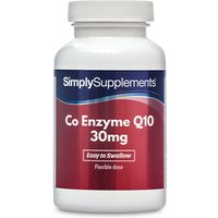 Co Enzyme Q10 30mg (120 Tablets)