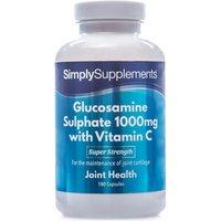 Glucosamine 1000mg Vitamin C Capsules (360 Capsules)