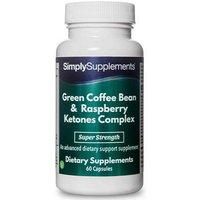 Green Coffee Bean Raspberry Ketones Complex (60 Capsules)