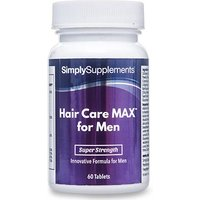 Hair Care Max Men (60 Tablets)