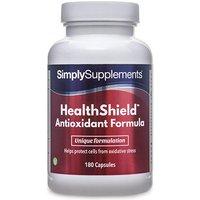 Healthshield Antioxidant Formula (180 Capsules)