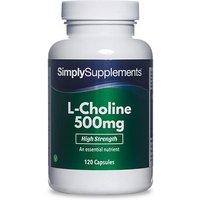 L Choline (120 Capsules)