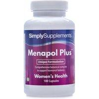 Menapol Plus (120 Capsules)