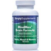 Mindmax Brain Formula (180 Tablets)