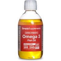 Omega 3 Liquid (60 Servings)