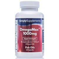 Omegamax 1000mg (60 Capsules)