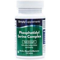 Phosphatidyl Serine Complex (120 Tablets)