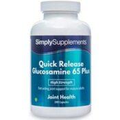 Quick Release Glucosamine 65 Plus (240 Capsules)