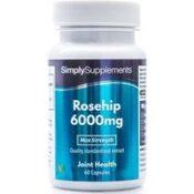 Rosehip 6000mg (60 Capsules)
