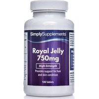 Royal Jelly 750mg (180 Tablets)
