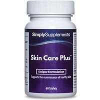 Skin Care Plus (60 Tablets)