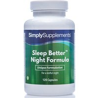 Sleep Better (120 Capsules)