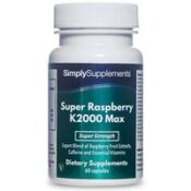 Super Raspberry K2000 Max (60 Capsules)