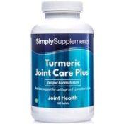 Turmeric Black Pepper Joints (180 Tablets)